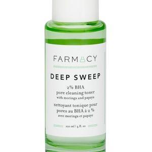 BNIB⎜Farmacy⎜Deep Sweep 2% BHA Pore Cleaning Toner